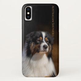 Australian Shepherd Case-Mate iPhone Case