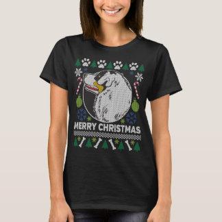 Australian Shepherd Dog Ugly Christmas Sweater