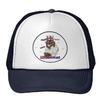 Australian Shepherd Gifts Mesh Hats