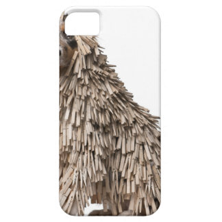 Australian Shepherd puppy full of Clothespin (5 iPhone 5 Cover