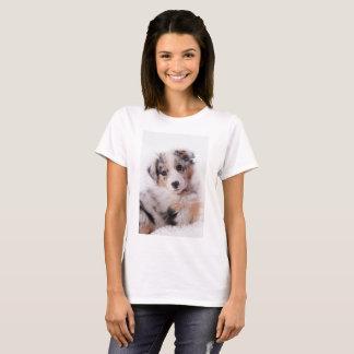 Australian shepherd puppy T-Shirt