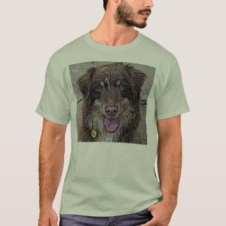 Australian Shepherd Red Tri T-shirt