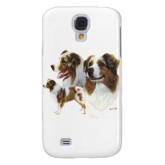 Australian Shepherd Samsung Galaxy S4 Covers