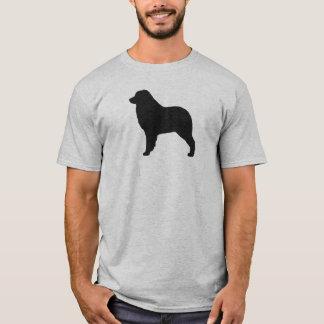 Australian Shepherd Silhouette T-Shirt