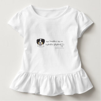 australian shepherd toddler T-Shirt