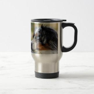 australian-shepherd travel mug