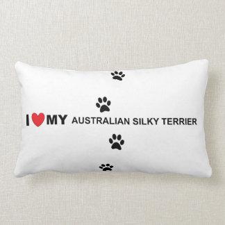 australian silky love lumbar cushion