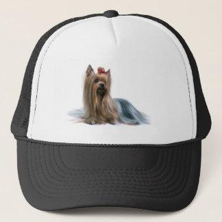 Australian Silky Terrier Dog Show Dog Trucker Hat