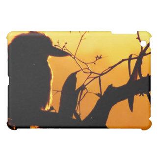 Australian Solstice Sunset Kookaburra iPad Case