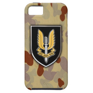 Australian Special Air Service Tough iPhone 5 Case