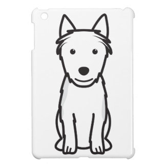 Australian Terrier Dog Cartoon Case For The iPad Mini