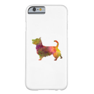 Australian Terrier in watercolor Barely There iPhone 6 Case