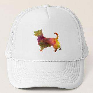 Australian Terrier in watercolor Trucker Hat