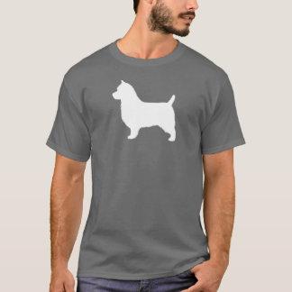 Australian Terrier Silhouette T-Shirt