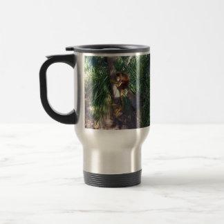 Australian Tree Kangaroo, Travel Mug