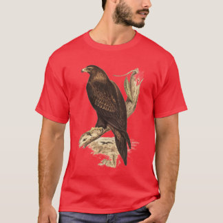 Australian Wedge Tailed Eagle. Huge Bird of Prey. T-Shirt