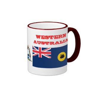 Australian* Western Australia Mug