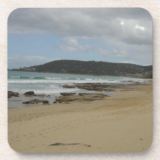 Australia's Great Ocean Road Beverage Coasters