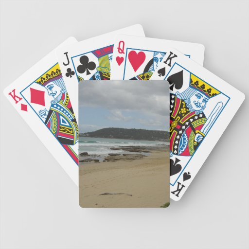 Australia's Great Ocean Road Poker Deck