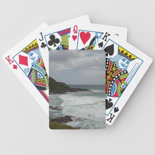 Australia's Great Ocean Road Deck Of Cards