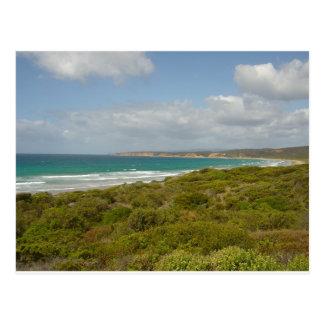 Australia's Great Ocean Road Postcard