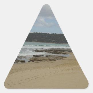 Australia's Great Ocean Road Triangle Sticker