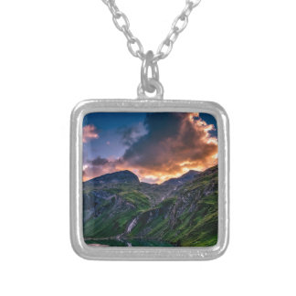 austria-1761291 silver plated necklace