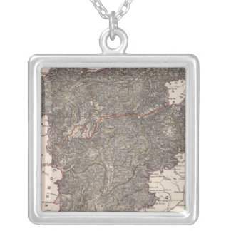 Austria 2 silver plated necklace