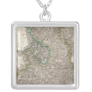 Austria 3 silver plated necklace