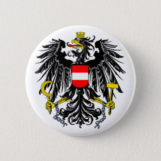 Austria Coat of Arms Button
