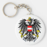 Austria Coat of Arms Keychain
