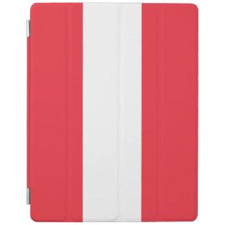 Austria Flag iPad Cover