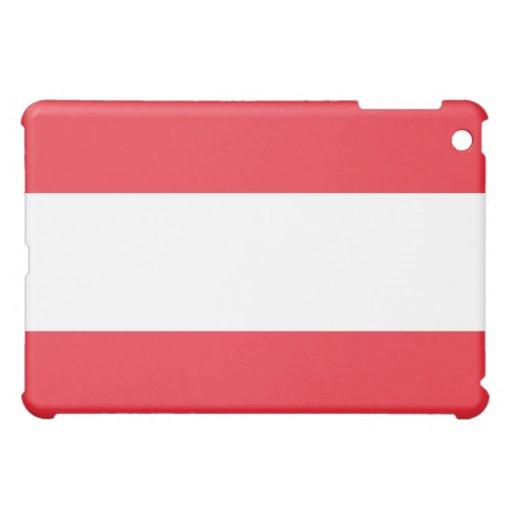 Austria Flag Cover For The iPad Mini