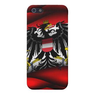 Austria Flag Iphone 4/4S Speck Case iPhone 5/5S Cover