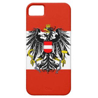 Austria Flag iPhone 5 Cases