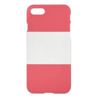 Austria Flag iPhone 8/7 Case