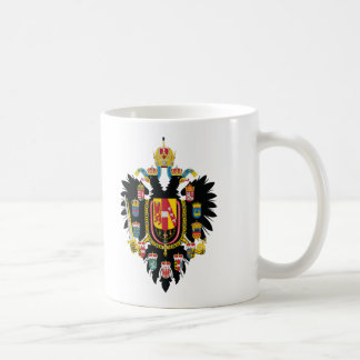 Austria Hungary Coat of Arms (1894-1915) Coffee Mug