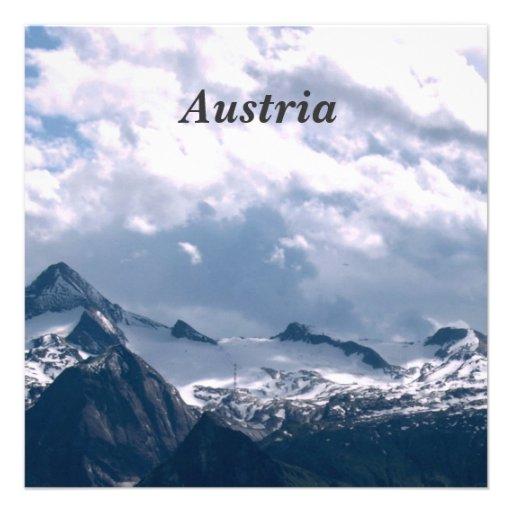 Austria Invite