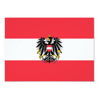 Austria 13 Cm X 18 Cm Invitation Card