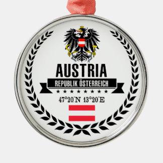 Austria Metal Ornament