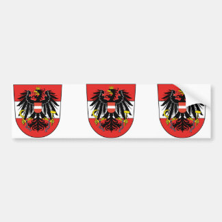 Austria mixed, Austria Bumper Sticker