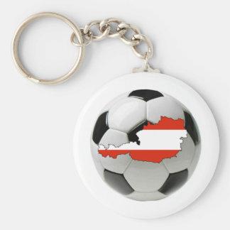 Austria national team key chain