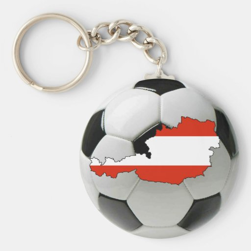 Austria national team keychains