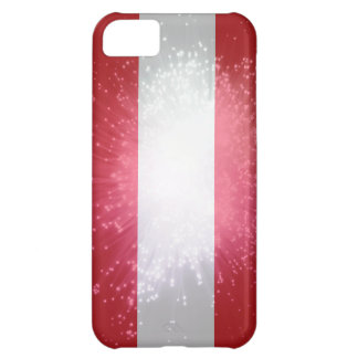 Austria Österreich Flagge iPhone 5C Cover