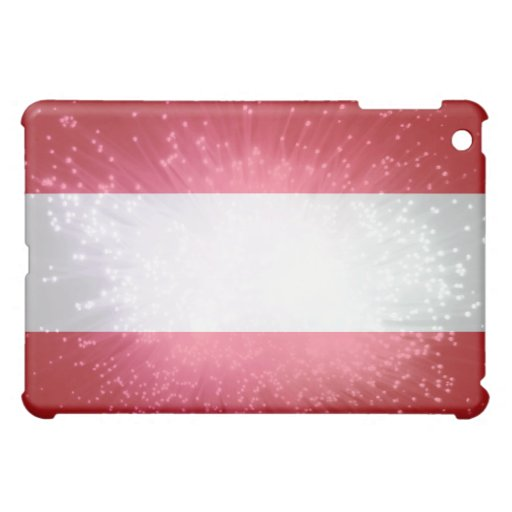 Austria; Österreich Flagge Case For The iPad Mini
