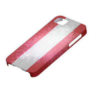 Austria; Österreich Flagge iPhone 5 Covers