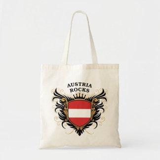 Austria Rocks Tote Bag