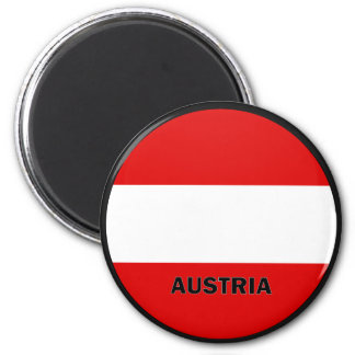 Austria Roundel quality Flag Magnet