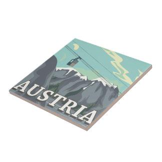 Austria Small Square Tile