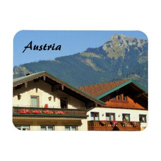 Austria - Souvenir Magnet